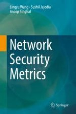 Measuring the Overall Network Security by Combining CVSS Scores Based on Attack Graphs and Bayesian Networks