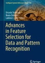 Advances in Feature Selection for Data and Pattern Recognition: An Introduction