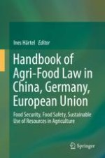 Agri-Food Law: Term, Development, Structures, System and Framework