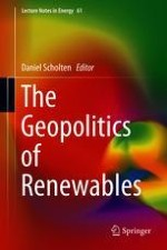 The Geopolitics of Renewables—An Introduction and Expectations