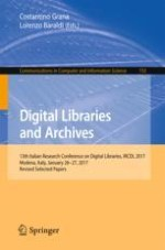 Analysing and Discovering Semantic Relations in Scholarly Data