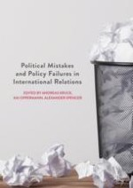 Introduction: Mistakes and Failures in International Relations