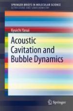 Acoustic Cavitation