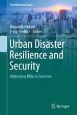Introduction to 'Urban Disaster Resilience and Security—Addressing Risks in Societies'