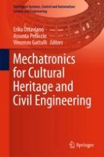 Mechatronics in the Process of Cultural Heritage and Civil Infrastructure Management