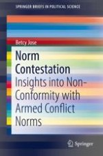 Introduction: How Contestation Provides Insight into Normative Behavior