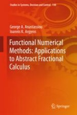 Explicit-Implicit Methods with Applications to Banach Space Valued Functions in Abstract Fractional Calculus