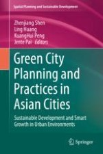 Overview: Green City Planning and Practices in Asian Cities