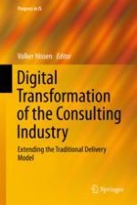 Digital Transformation of the Consulting Industry—Introduction and Overview