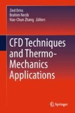 Air Flow CFD Modeling in an Industrial Convection Oven