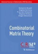 Some Combinatorially Defined Matrix Classes
