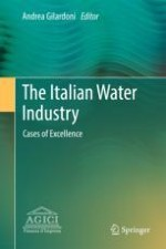 The Pursuit of Excellence in the Water Industry