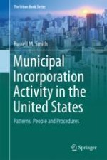 Introduction to Municipal Incorporation in the USA