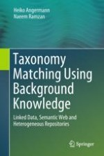 Background Taxonomy Matching