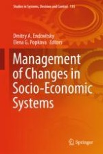 The System Organization of Economy and Management