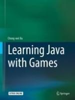 Learning Java with Games | springerprofessional de