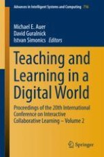 The Use of Software to Create E-Learning Courses on Technical Subjects at University