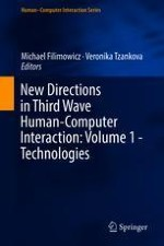 Introduction | New Directions in Third Wave HCI