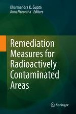 Review of Remediation Approaches Implemented in Radioactively Contaminated Areas