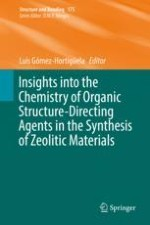 Introduction to the Zeolite Structure-Directing Phenomenon by Organic Species: General Aspects