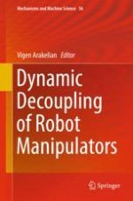 Dynamic Decoupling of Robot Manipulators: A Review with New Examples