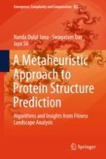 Backgrounds on Protein Structure Prediction and Metaheuristics