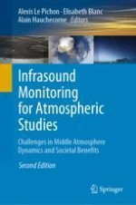 The IMS Infrasound Network: Current Status and Technological Developments