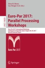 Moderated Resource Elasticity for Stream Processing Applications