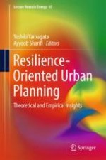 Resilience-Oriented Urban Planning