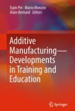 Knowledge Transfer and Standards Needs in Additive Manufacturing
