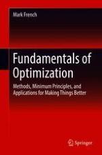Optimization: The Big Idea
