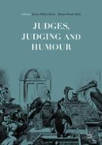 Thinking About Judges, Judging and Humour: The Intersection of Opposites