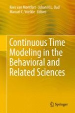 First- and Higher-Order Continuous Time Models for Arbitrary N Using SEM