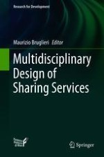 A Service Design Approach to Analyse, Map and Design Sharing Services