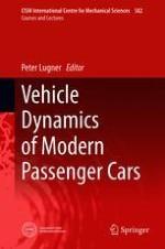 Basics of Vehicle Dynamics, Vehicle Models