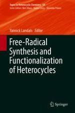 Photocatalyzed Formation of Heterocycles
