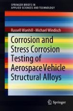 Corrosion and Stress Corrosion Testing of Aerospace Vehicle Structural Alloys