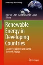 Status on Renewable Energy Policy and Development in ASEAN