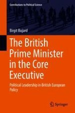 Prime Ministerial Political Leadership and British European Policy: An Introduction