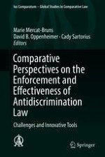 Enforcement and Effectiveness of Antidiscrimination Law: Global Commonalities and Practices