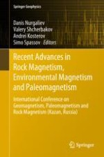 how is paleomagnetism determined
