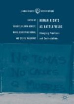 Introduction: Becoming Human Rights Subjects Through New Practices