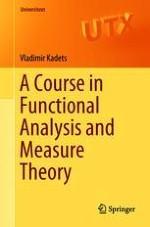 Measure Theory Book
