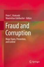 Introduction: Overview of Major Types of Fraud and Corruption