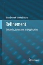 Labeled Transition Systems and Their Refinement