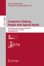 A Holistic Decision Support Environment for Web Accessibility