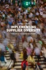 Supplier Diversity Programs in the Public Sector