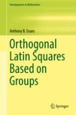 Latin Squares Based on Groups
