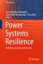 Modeling and Analysis of Resilience for Distribution Networks