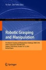 Robotic Grasping and Manipulation Competition: Task Pool